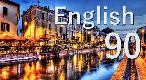 中学生 英語 90点のイメージ